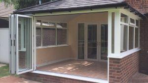 Bifold Doors from Prenton Glass, Wirral